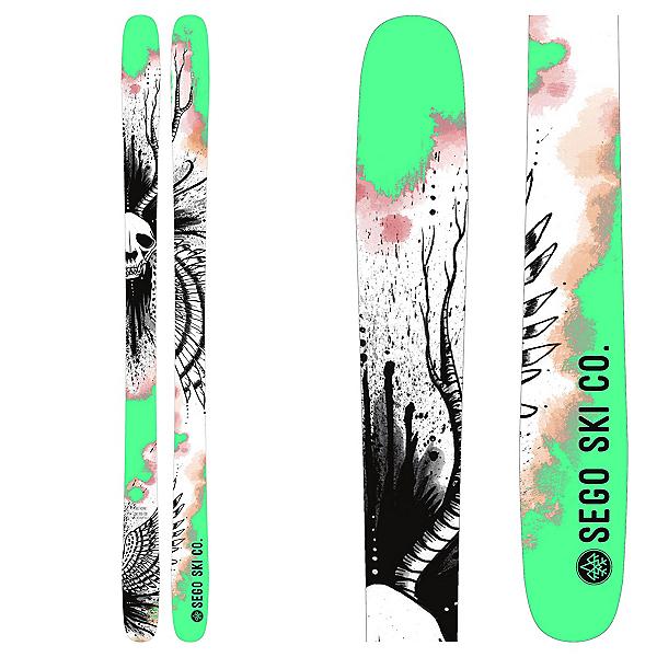 SEGO Skis Big Horn 90 Skis, , 600