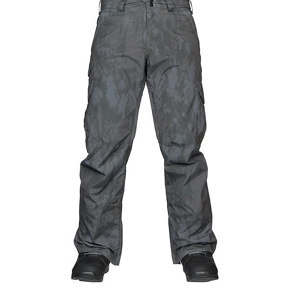 Burton Cargo Mens Snowboard Pants, Cloud Shadows, 600