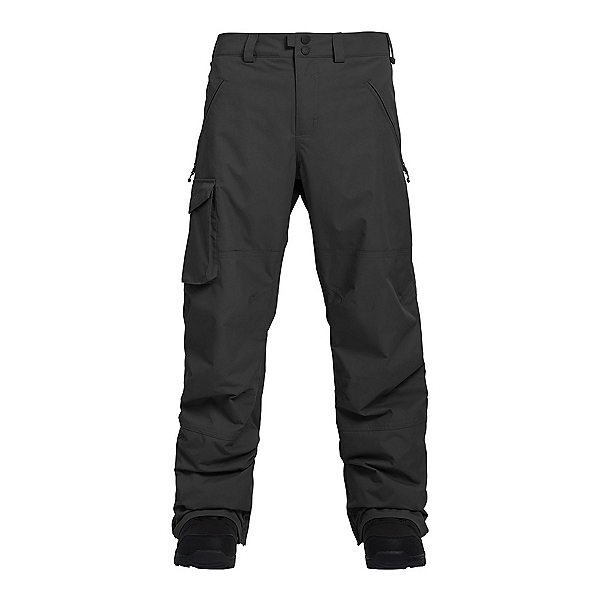 Burton Covert Insulated Mens Snowboard Pants, Faded, 600