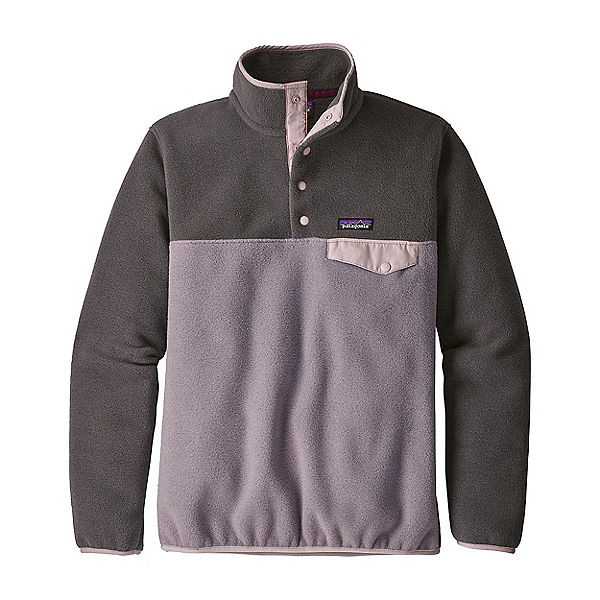 Patagonia Lightweight Synchilla Snap-T Fleece Pullover Womens Mid Layer, , 600