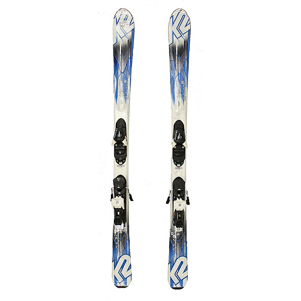 Used 2015 K2 AMP RX Skis With Salomon L10 Bindings A Condition, , 600