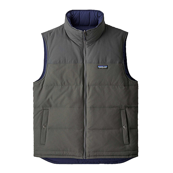 Patagonia Reversible Bivy Down Mens Vest, , 600