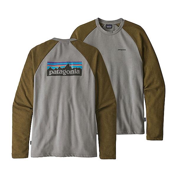 Patagonia P-6 Logo Lightweight Crew Mens Sweatshirt, , 600
