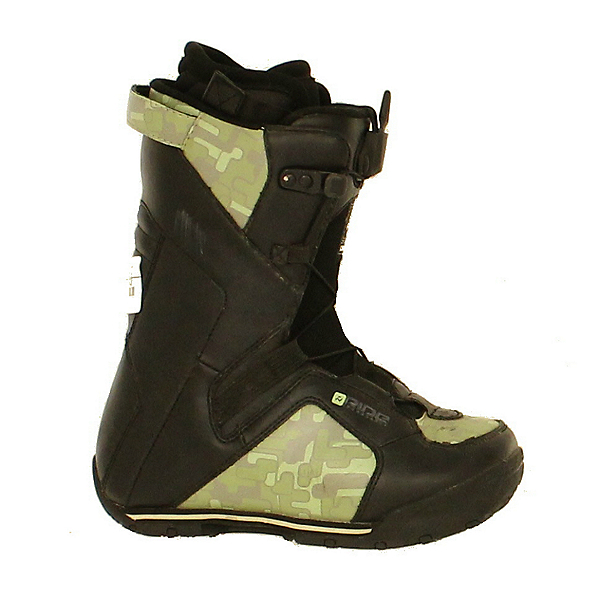 Used Kids Youth & Toddler Size Ride Spark Snowboard Boots Camo SALE, , 600