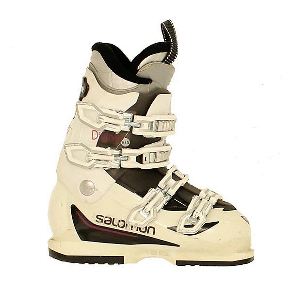 Used Womens Salomon Divine R 60 Ski Boots US 6.5, , 600