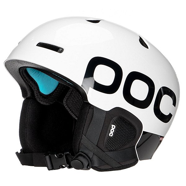 POC Auric Cut Backcountry Spin Helmet, Hydrogen White, 600