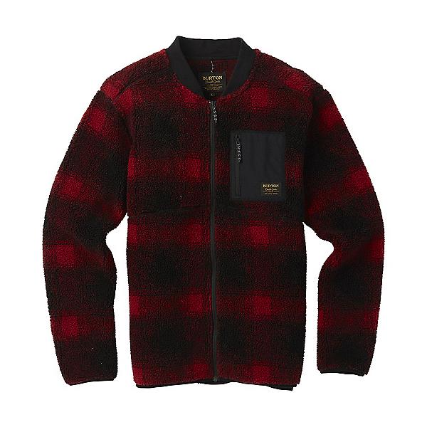 Burton Premium Grove Full-Zip Fleece Mens Shirt, , 600