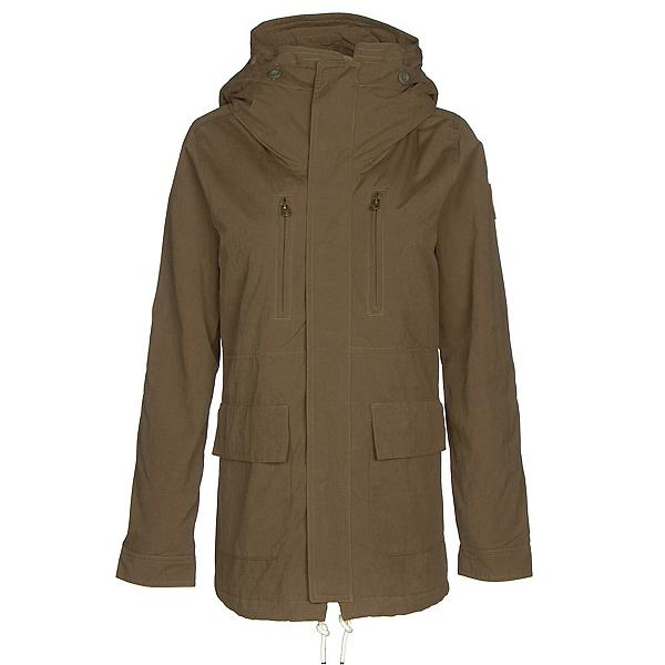 Burton Albury Parka Womens Jacket, Hickory, 600
