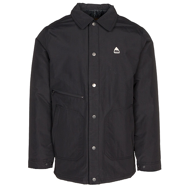 Burton Pelter Mens Jacket, True Black, 600