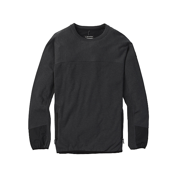 Burton Minturn Crew Mens Sweatshirt, , 600