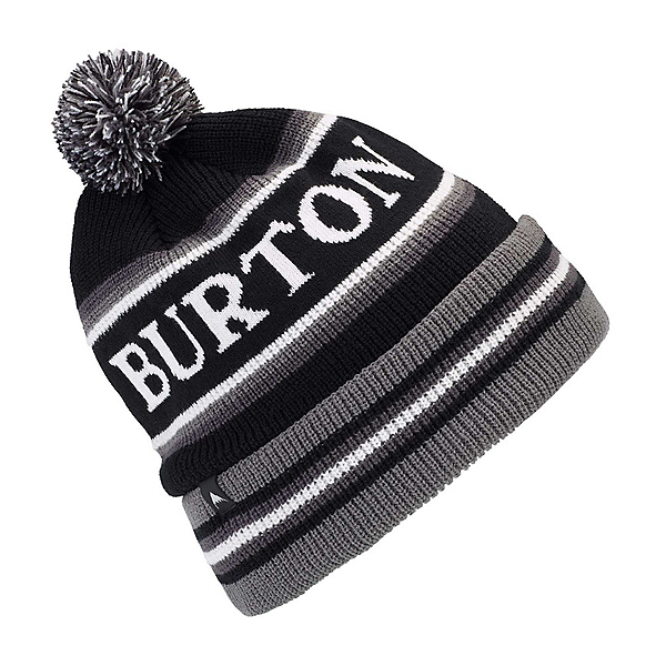Burton Trope Beanie Hat, True Black, 600