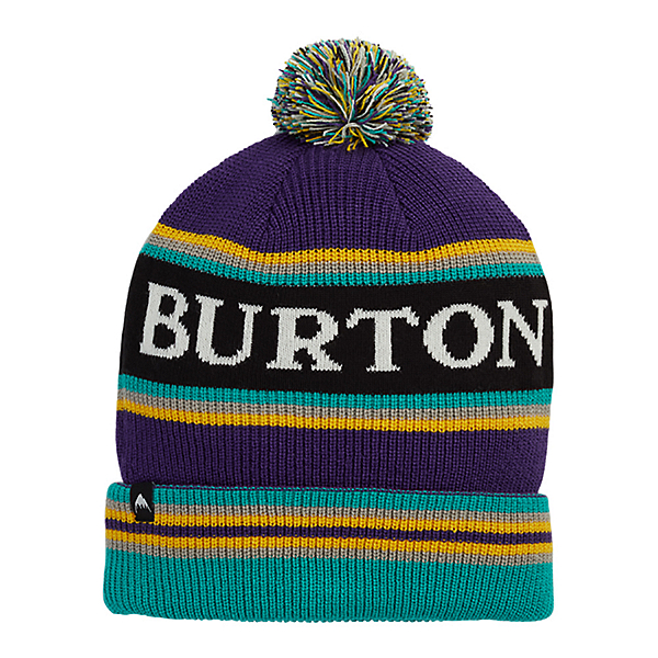 Burton Trope Beanie Hat, Parachute Purple, 600