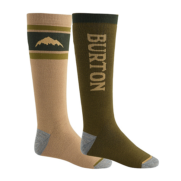 Burton Weekend 2 Pack Snowboard Socks, , 600