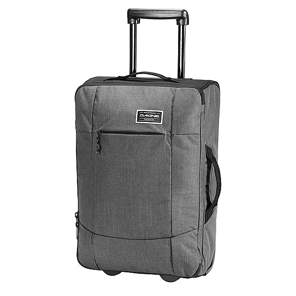 Dakine Carry On EQ Roller Bag 2020, Carbon, 600
