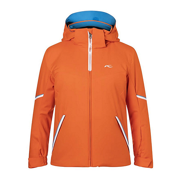 KJUS Formula Boys Ski Jacket, Kjus Orange, 600