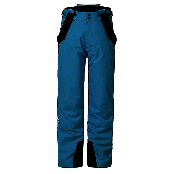 KJUS Vector Boys Ski Pants 2019, Aquamarine Blue, 600