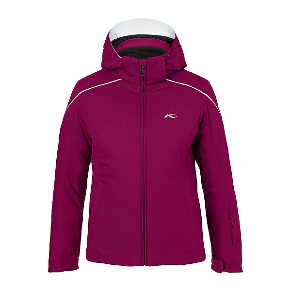 KJUS Formula Girls Ski Jacket, Purple Berry, 600