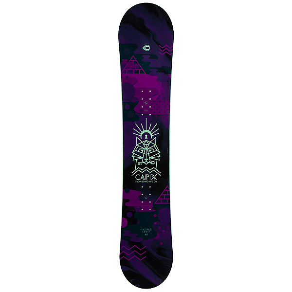 Capix The Kindred Spirit Womens Snowboard, , 600