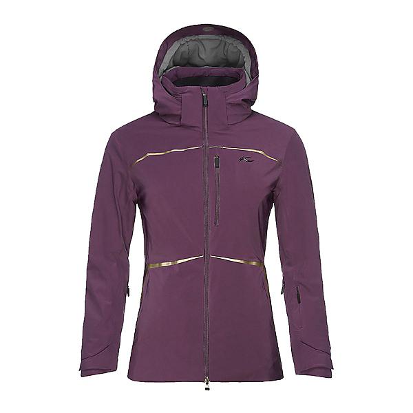 KJUS Formula Womens Insulated Ski Jacket, Potent Purple, 600