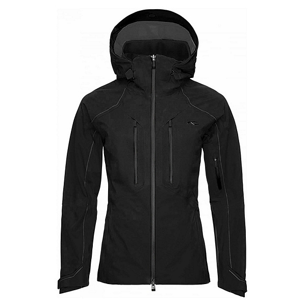 KJUS Macuna Shell Womens Jacket, Black, 600