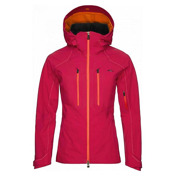 KJUS Macuna Shell Womens Jacket, Persian Red, 600