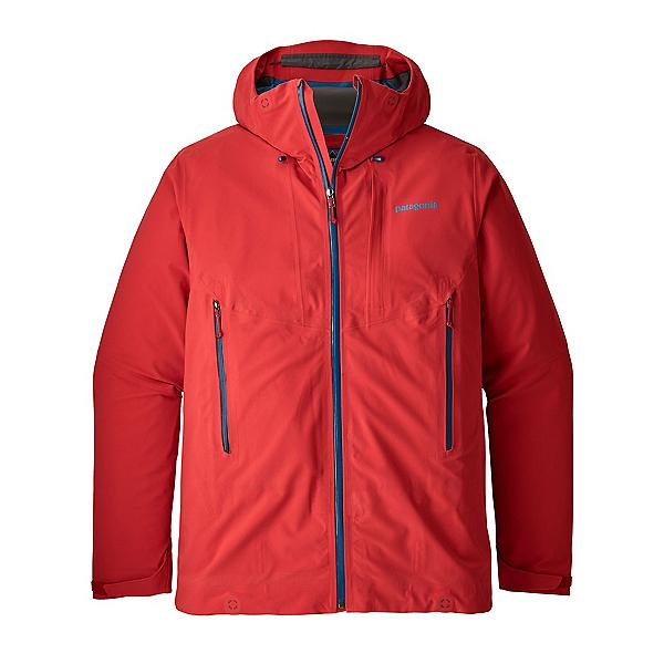 Patagonia Galvanized Mens Shell Ski Jacket 2019, , 600