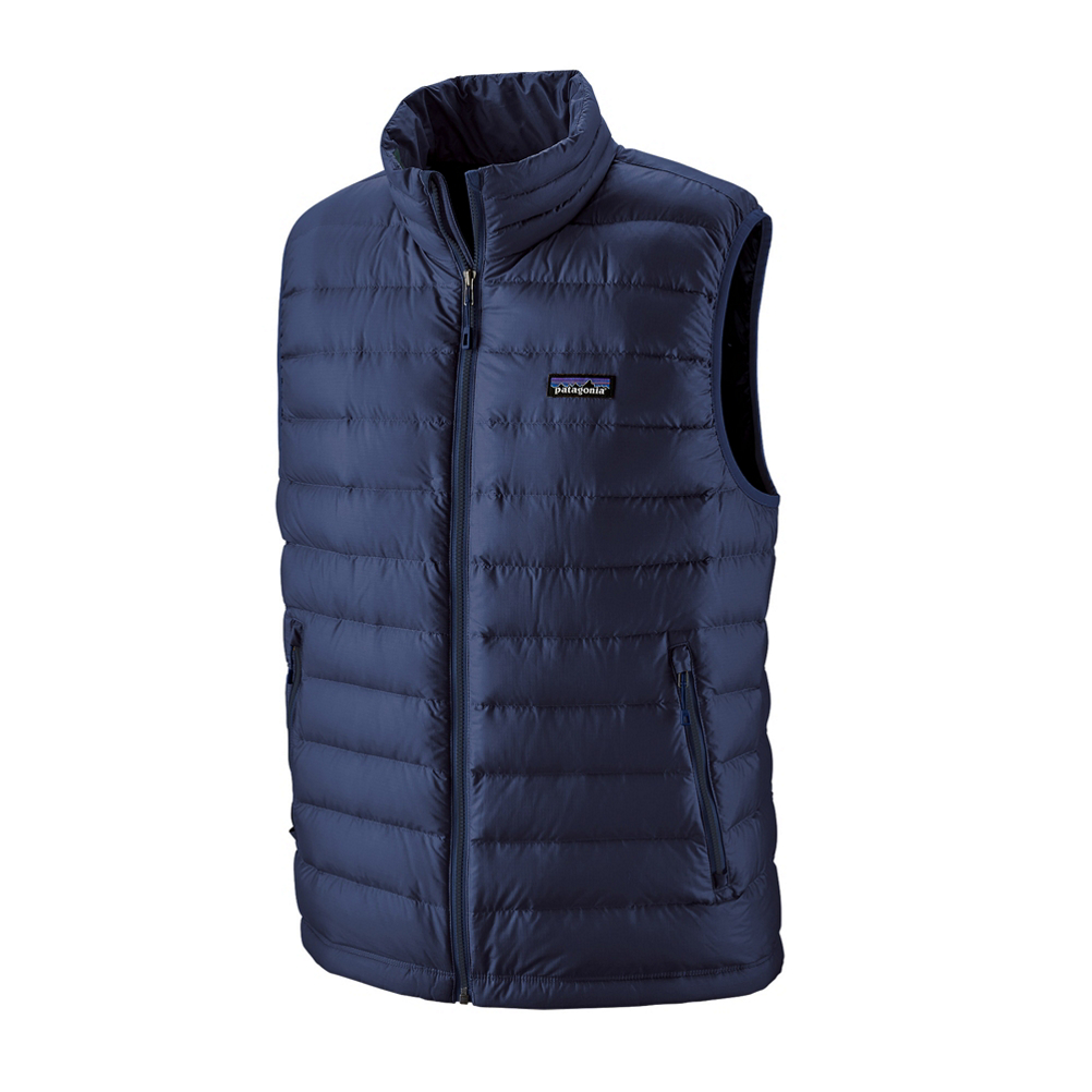 Patagonia Down Sweater Mens Vest im test