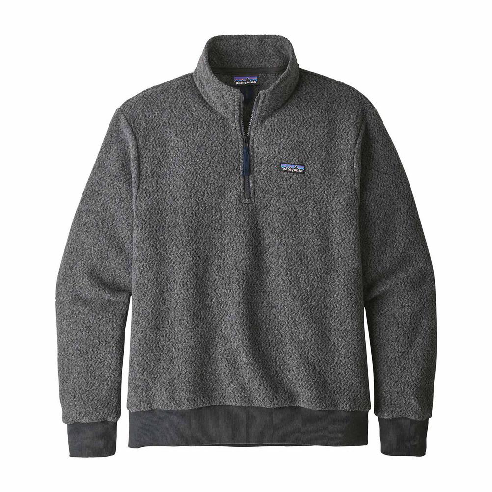 Patagonia Woolyester Fleece Pullover Mens Jacket im test