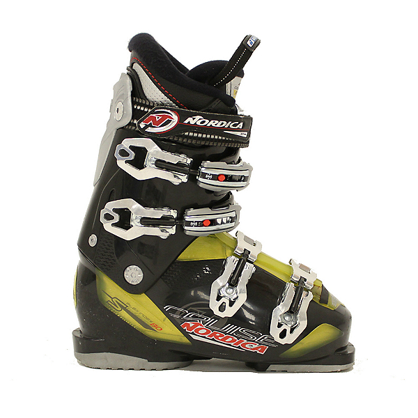 Used 2015 Mens Nordica Cruise S 80 Ski Boots Size Choices, , 600