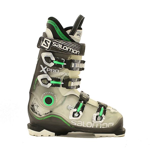 Used 2015 Mens Salomon X-Pro R90 Ski Boots Size Choices, , 600