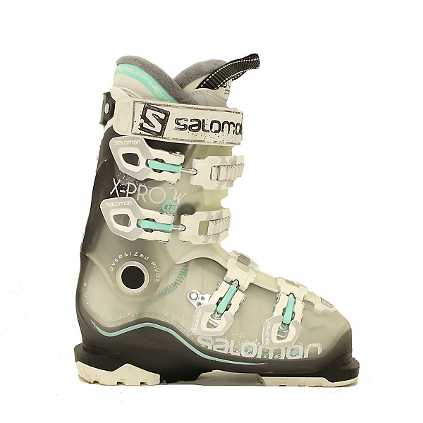 Used 2015 Womens Salomon X-Pro R70 W Ski Boots Size Choices, , 600