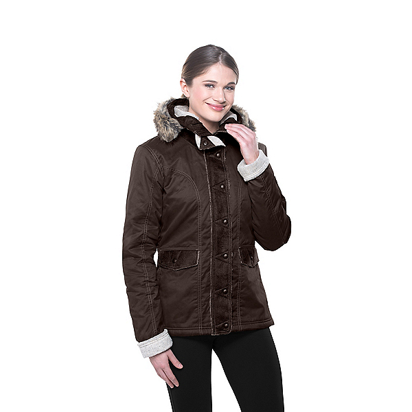 KUHL Arktik Womens Jacket, Olive, 600