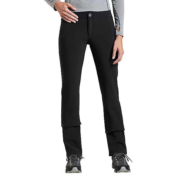 KUHL Frost Softshell Womens Pants, Raven, 600