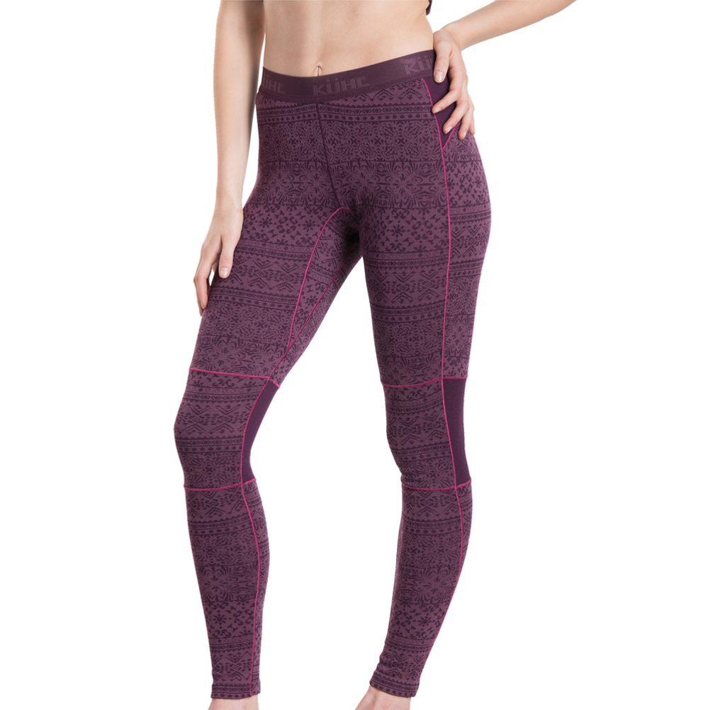 KUHL Kaskade Womens Long Underwear Pants im test