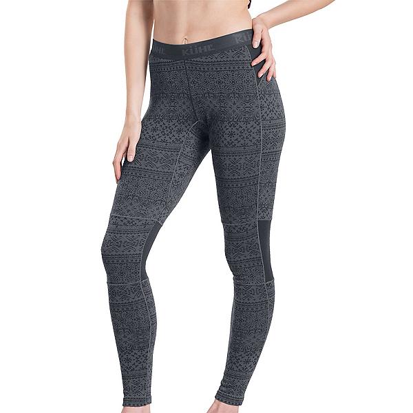 KUHL Kaskade Womens Long Underwear Pants, Pavement, 600