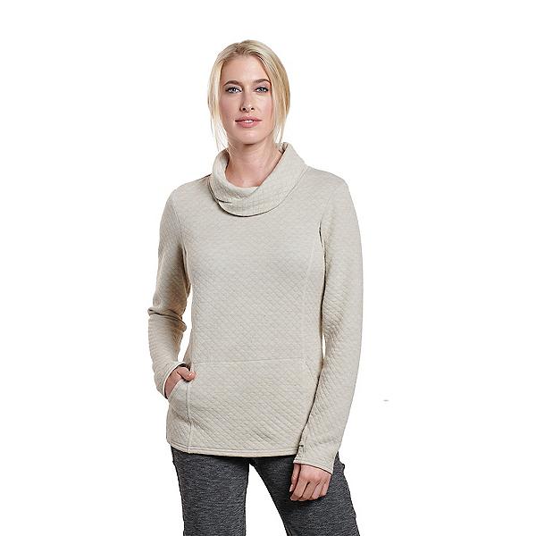 KUHL Athena Pullover Womens Shirt, Dove, 600