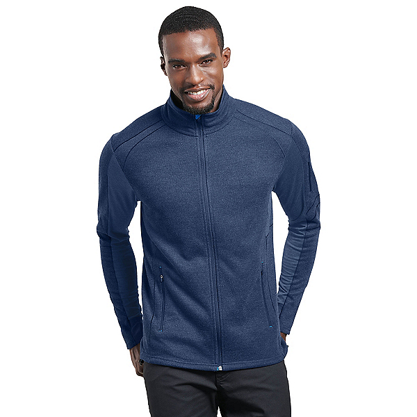KUHL Aktivator Full Zip Mens Jacket, Mutiny Blue, 600
