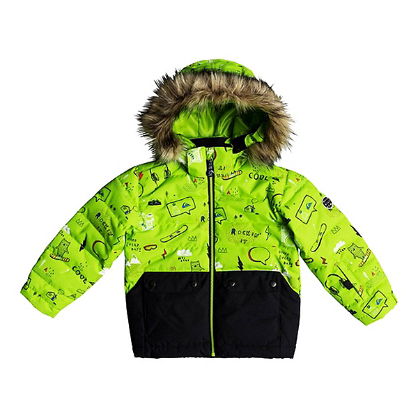 Quiksilver Edgy Toddler Ski Jacket, , 600