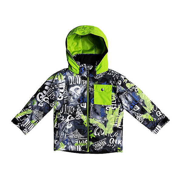 2019 Little Mission Jacket Ski Toddler Quiksilver RwABqw