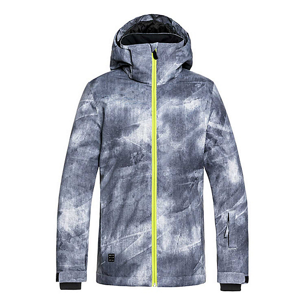 fc28b67f4 Quiksilver Mission Printed Boys Snowboard Jacket 2019