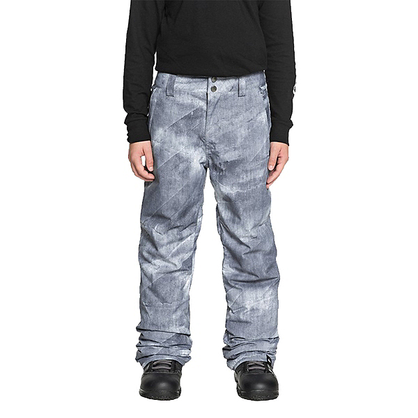 Quiksilver Estate Kids Snowboard Pants, , 600