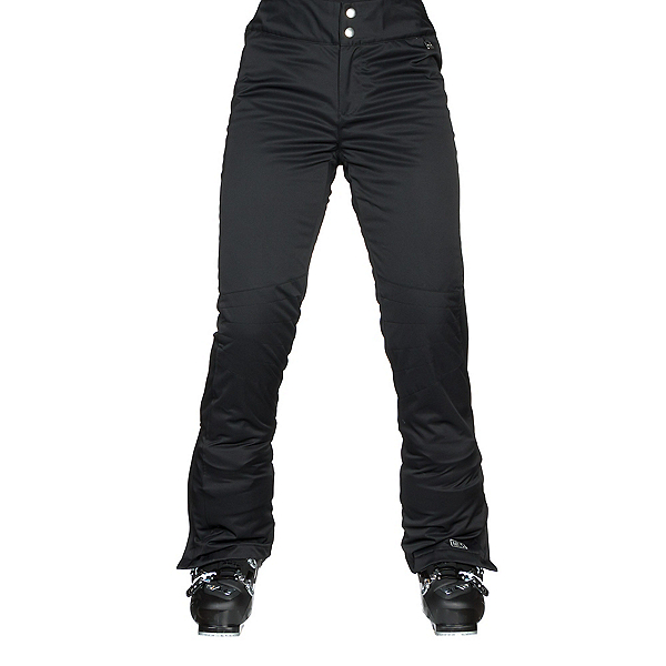NILS New Dominique Womens Ski Pants, Black, 600