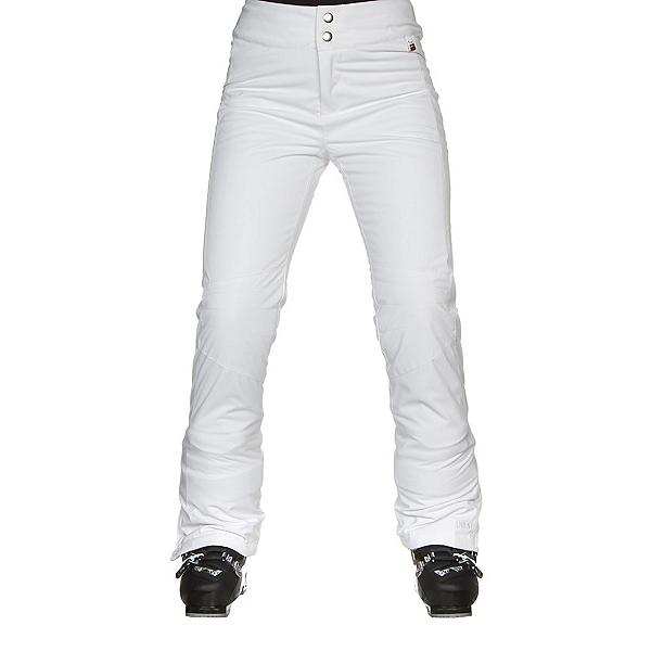 NILS New Dominique Womens Ski Pants 2019, White, 600