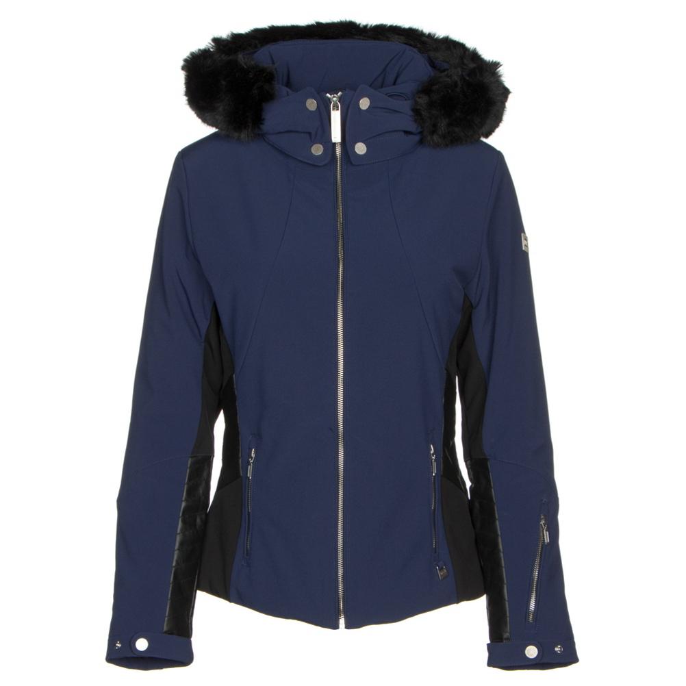 NILS Pia Faux Fur Womens Insulated Ski Jacket im test
