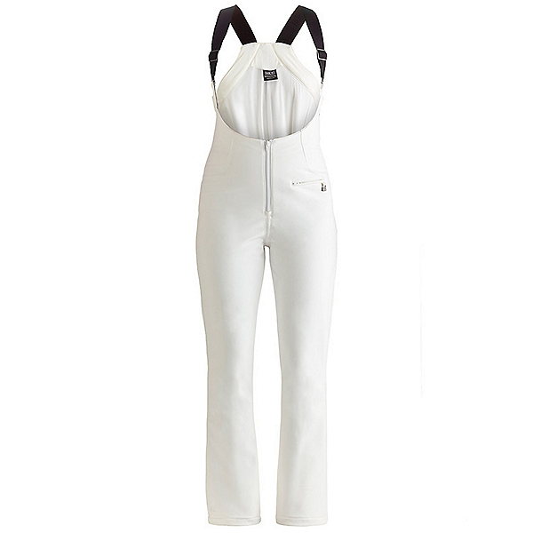 NILS Ethyl Bib Womens Ski Pants, White, 600