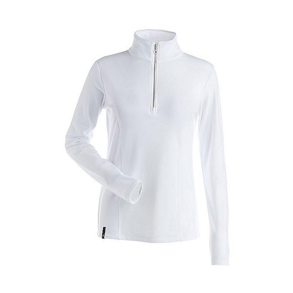 NILS Robin Womens Long Underwear Top 2022, White, 600