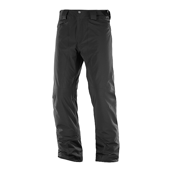 Salomon Icemania Short Mens Ski Pants, , 600