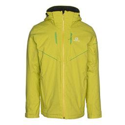 Salomon Stormrace Mens Insulated Ski Jacket 7d005d8ad