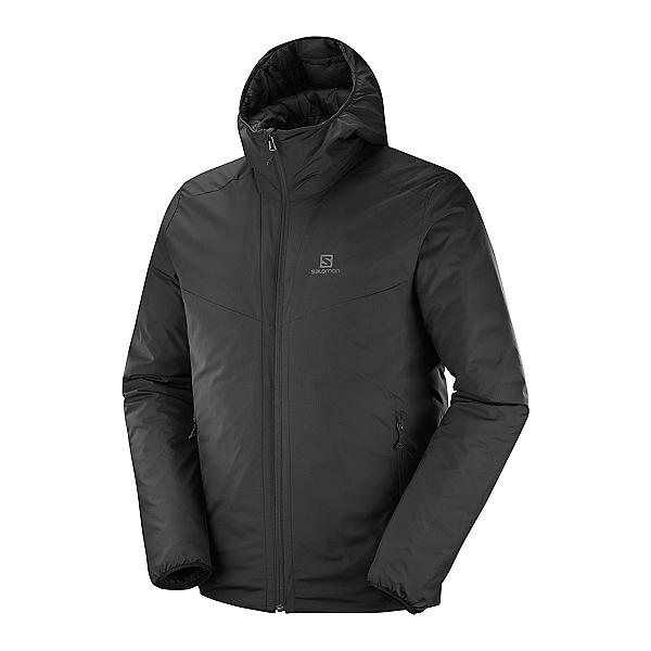 Salomon Drifter Loft Hoodie Mens Jacket, Black, 600