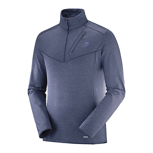Discovery Half Zip Womens Mid Layer